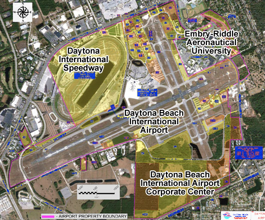 Embry Riddle Aeronautical University Campus Map My Home And Yours