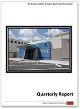 UCF Incubator Quarterly Report