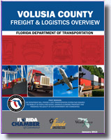Volusia County Freight & logistics overview