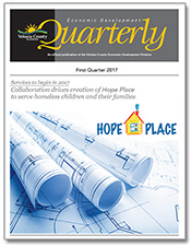 View the Economic Development Quarterly 1st quarter 2017