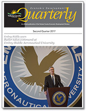 View the Economic Development Quarterly 2nd quarter 2017