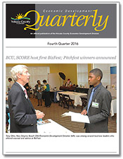View the Economic Development Quarterly 4th quarter 2016