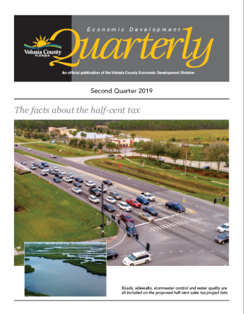 Economic Development Quarterly 2nd quarter 2019