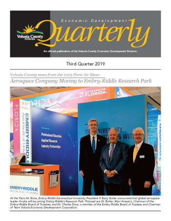 Economic Development Quarterly 3rd quarter 2019