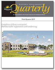 View the Economic Development Quarterly 3rd quarter 2017