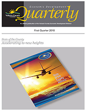 View the Economic Development Quarterly 1st quarter 2018