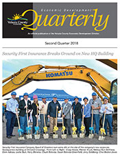 View the Economic Development Quarterly 2nd quarter 2018