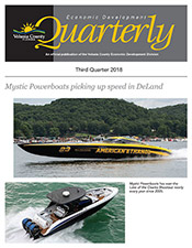 View the Economic Development Quarterly 3rd quarter 2018