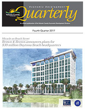 View the Economic Development Quarterly 4th quarter 2017