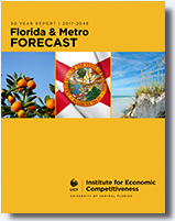 Florida and Metro Forecast - March 2021