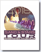 Sand and Stars Tour cover
